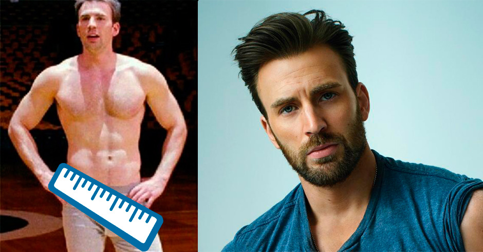 Chris Evans le sue foto nudo su Instagram per sbaglio: social in delirio - valleaquila.it